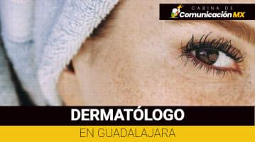 Dermatólogo en Guadalajara