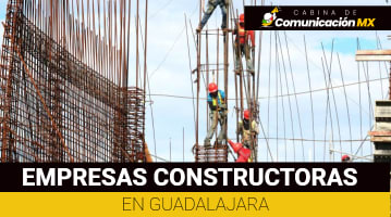 Empresas constructoras en Guadalajara