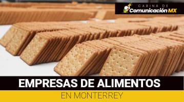 Empresas de Alimentos en Monterrey