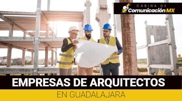 Empresas de arquitectos en Guadalajara