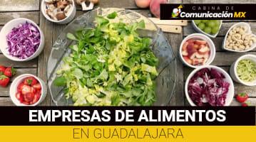 Empresas de Alimentos en Guadalajara