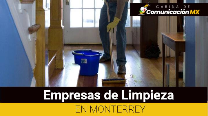 Empresas de Limpieza en Monterrey
