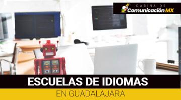 Escuelas de idiomas en Guadalajara