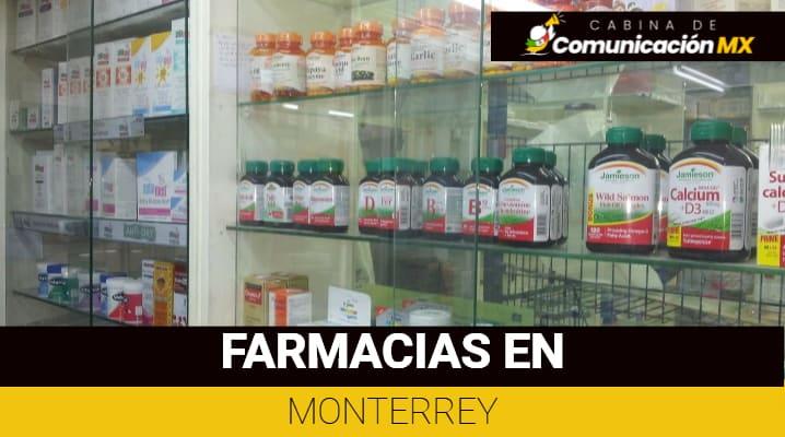 Farmacias en Monterrey