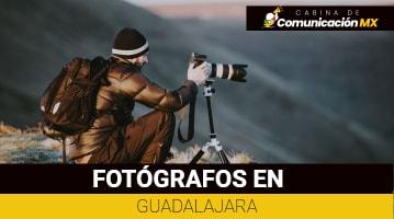 Fotógrafos en Guadalajara