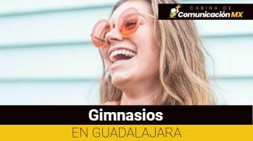Gimnasios en Guadalajara