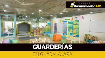 Guarderías en Guadalajara