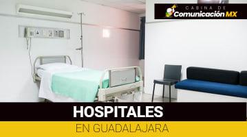 Hospitales en Guadalajara