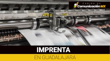 Imprentas en Guadalajara