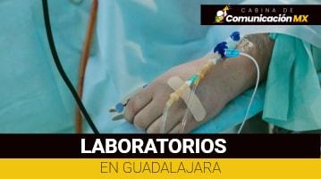 Laboratorios en Guadalajara