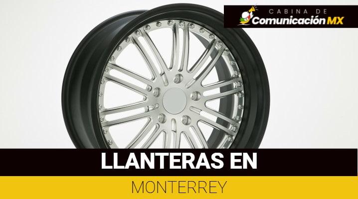 Llanteras en Monterrey