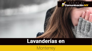 Lavanderías en Monterrey