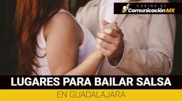Lugares para bailar salsa en Guadalajara