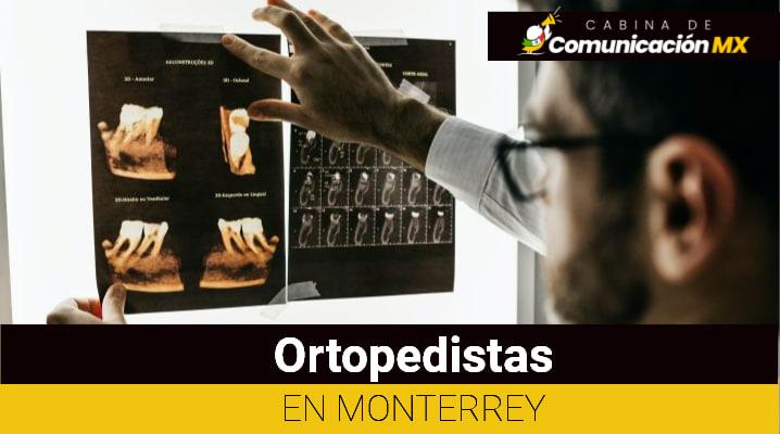 Ortopedistas en Monterrey