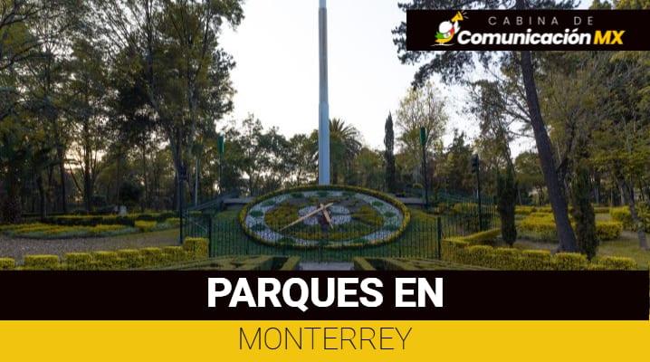 Parques en Monterrey
