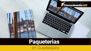 Paqueterías en Guadalajara