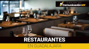 Restaurantes en Guadalajara
