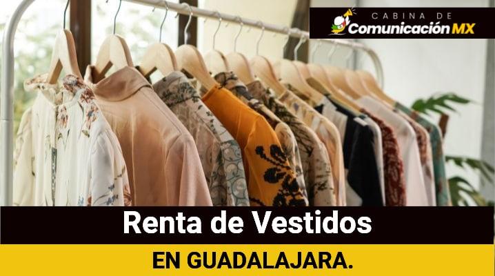 Renta de Vestidos en Guadalajara