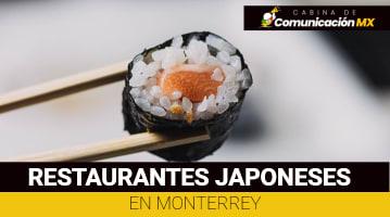 Restaurantes japoneses en Monterrey