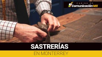 Sastrerías en Monterrey