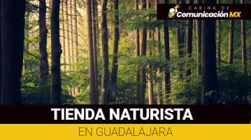 Tiendas naturistas en Guadalajara