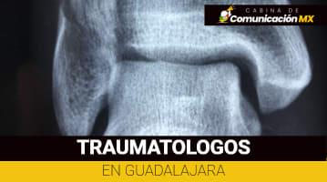 Traumatólogos en Guadalajara