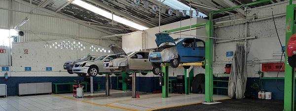 Talleres mecánicos en Guadalajara
