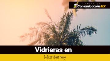 Vidrierías en Monterrey