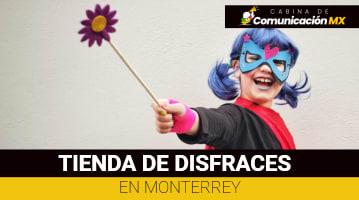 Tiendas de disfraces en Monterrey
