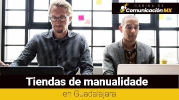 Tiendas de manualidades en Guadalajara