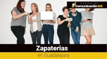 Zapaterías en Guadalajara