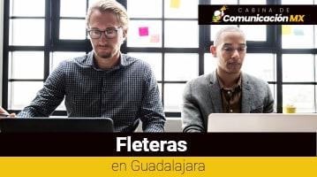 Fleteras en Guadalajara