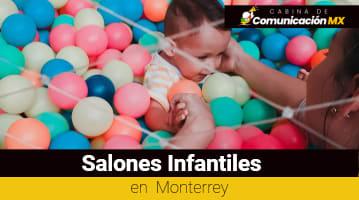 Salones Infantiles en Monterrey