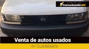 Venta de autos usados en Guadalajara