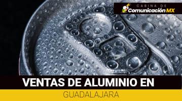 Venta de Aluminio en Guadalajara
