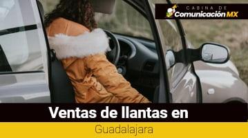 Venta de Llantas en Guadalajara