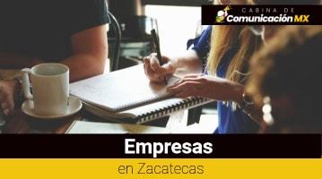Empresas en Zacatecas