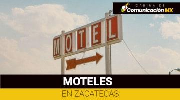 Moteles en Zacatecas