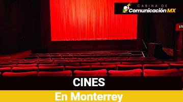 Cines en Monterrey